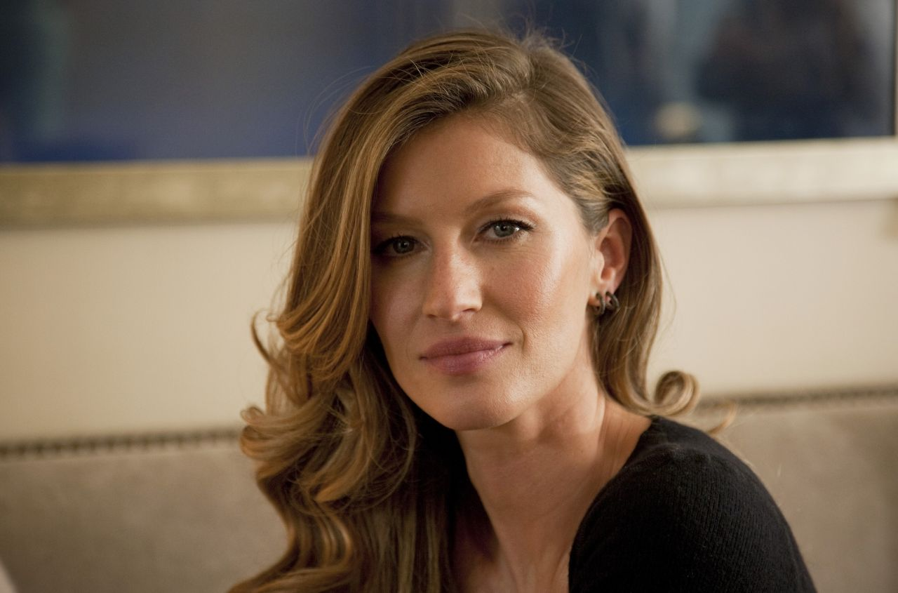 Gisele Bundchen - Andy Kropa Photoshoot in New York ... Gisele Bundchen
