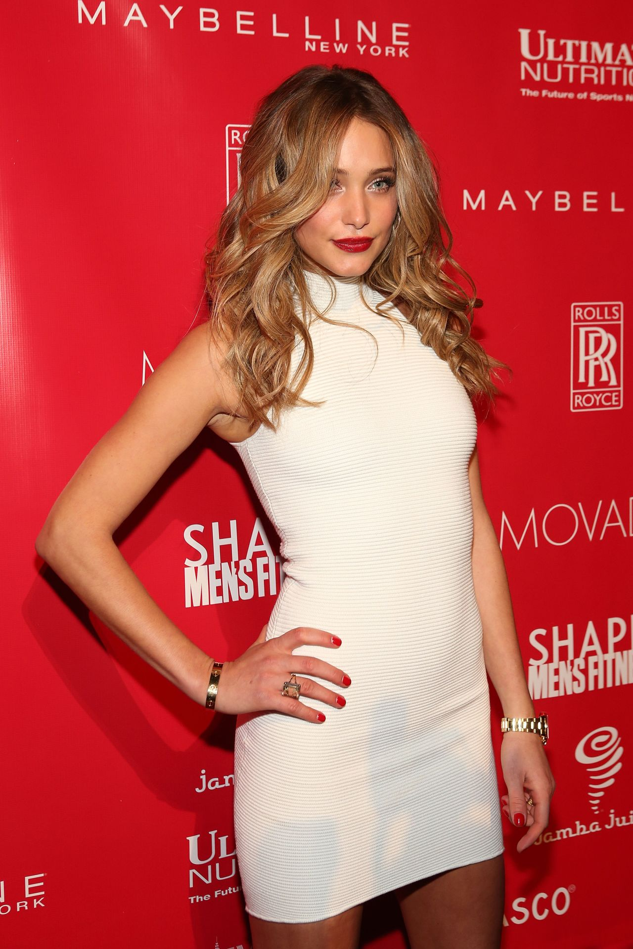 Hannah Davis - 2014 Shape & Men