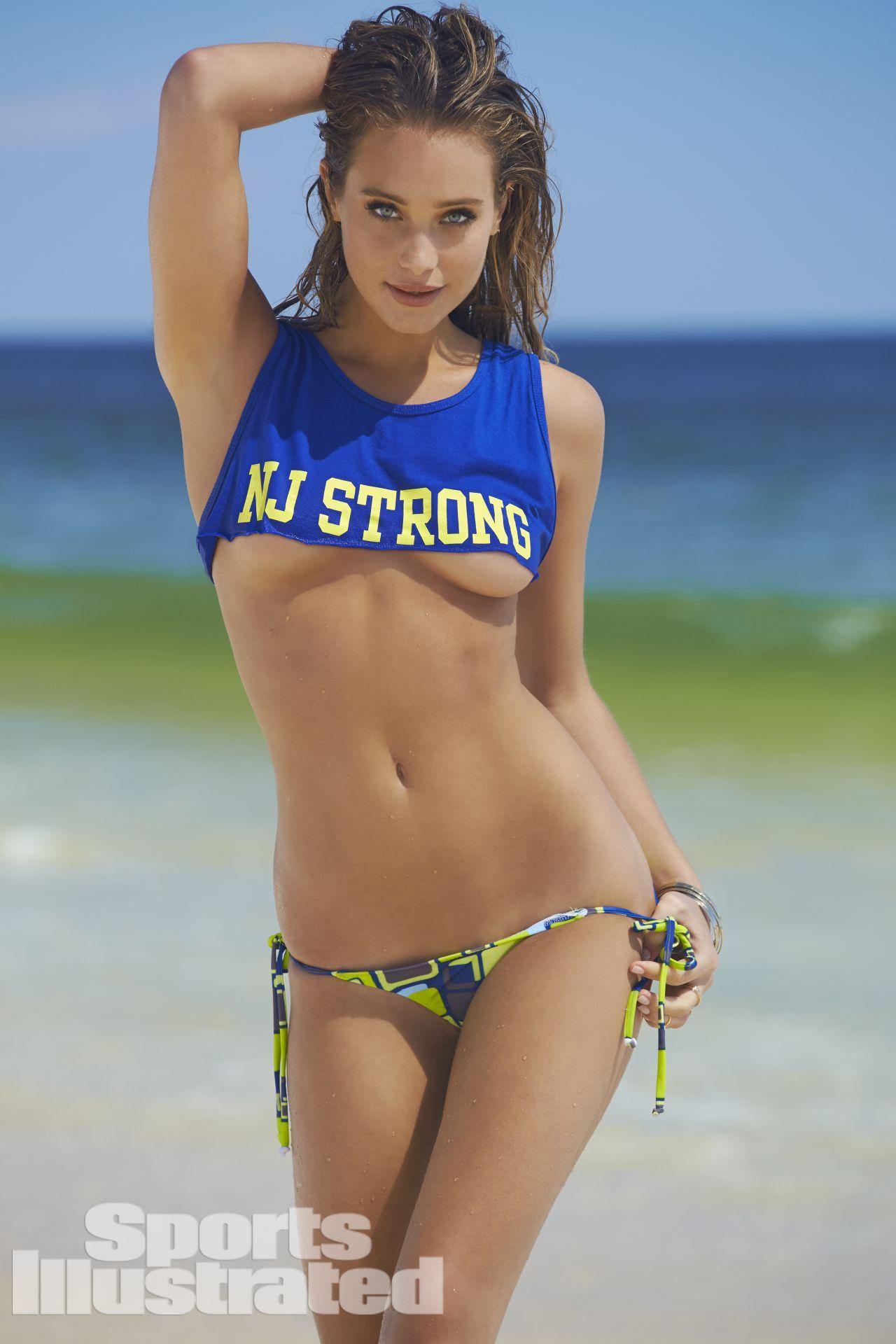 Hannah Davis – Sports Illustrated 2014 Swimsuit Issue (Part 2 ...