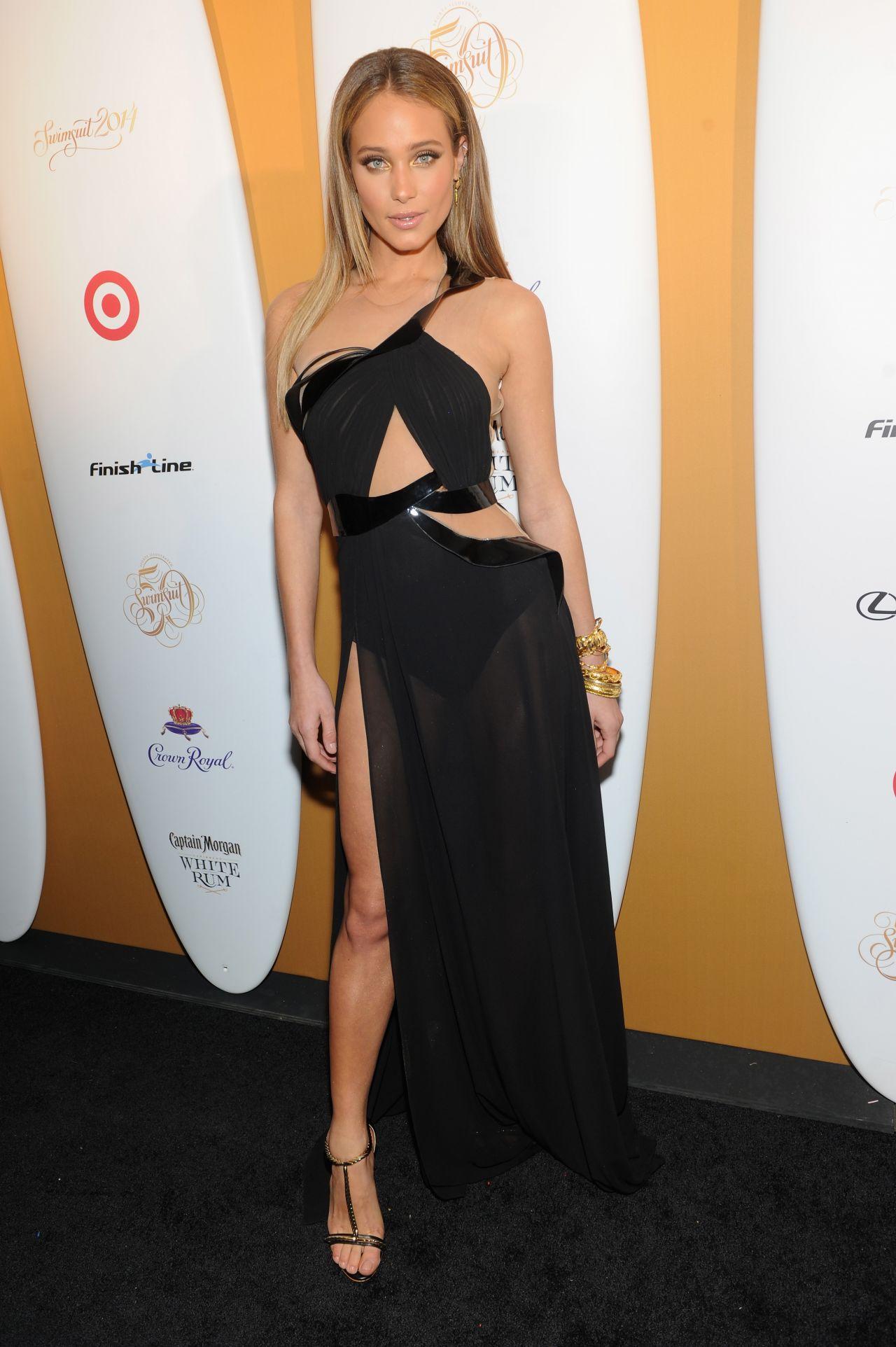 Hannah Davis - Sports Illustrated Celebrates Swimsuit 2014