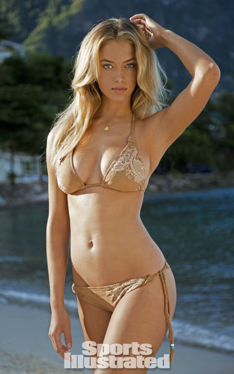 Hannah Ferguson Hot In Bikini Sports Illustrated 2014