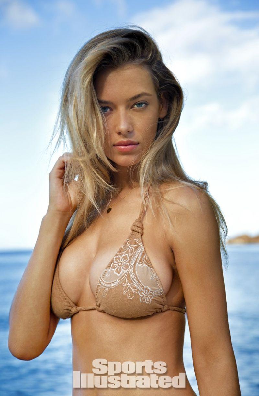 Hannah Ferguson Hot In Bikini Sports Illustrated 2014