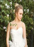 Hayden Panettiere - Brides Magazine - April/May 2014 Issue