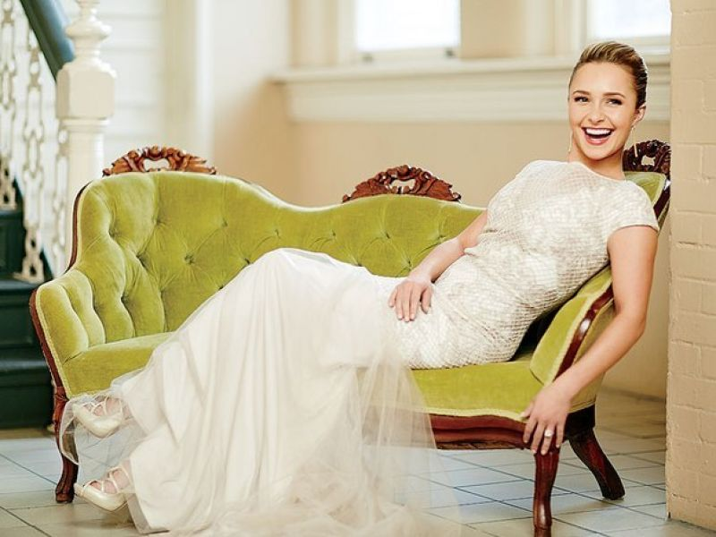 Hayden Panettiere - Southern Living Photoshoot (2014)