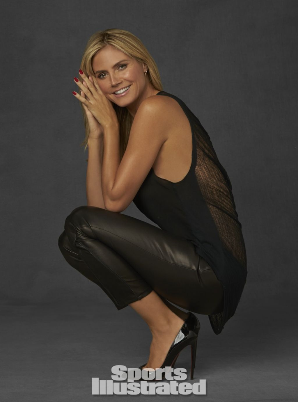 Heidi Klum - Sports Illustrated Swimsuit Legends 2014