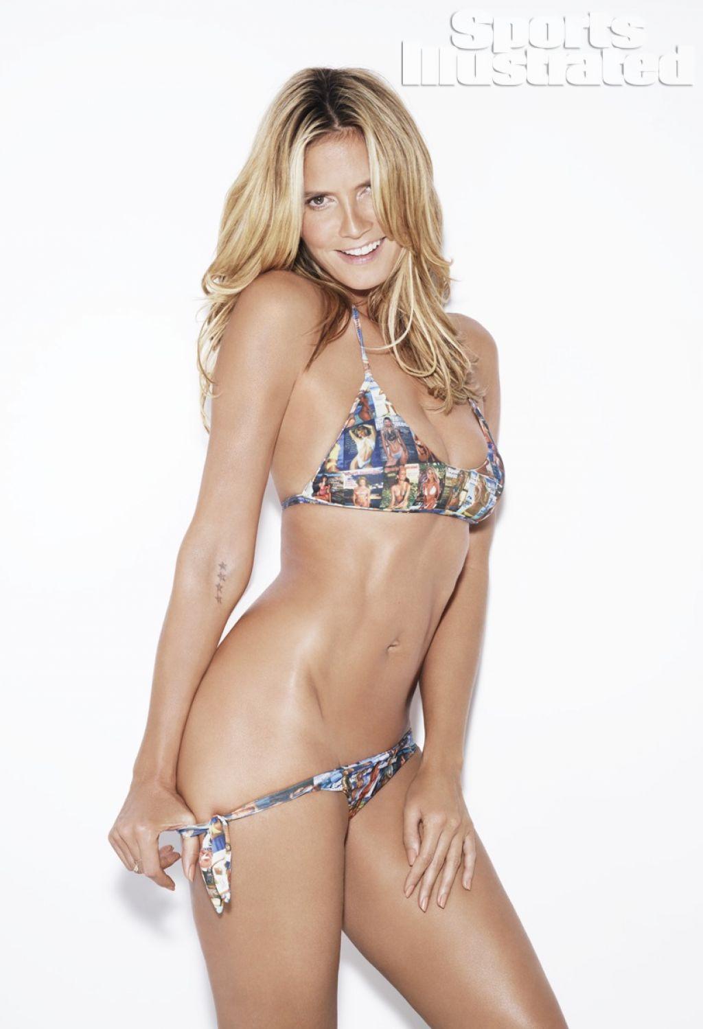 Heidi Klum - Sports Illustrated Swimwear Photoshoot 2014-9535