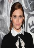 Holland Roden - Alice and Olivia's 2014 Fashion Show in New York City