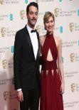 Imogen Poots - 2014 BAFTA Awards