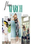 Imogen Poots - FLARE Magazine (Canada) - March 2014 Issue