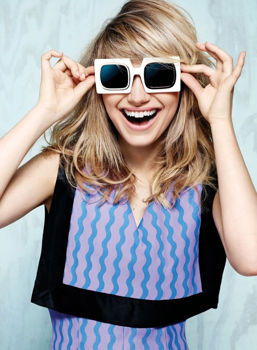 Imogen Poots - Jason Kim Photoshoot for Flare Magazine - March 2014 Issue