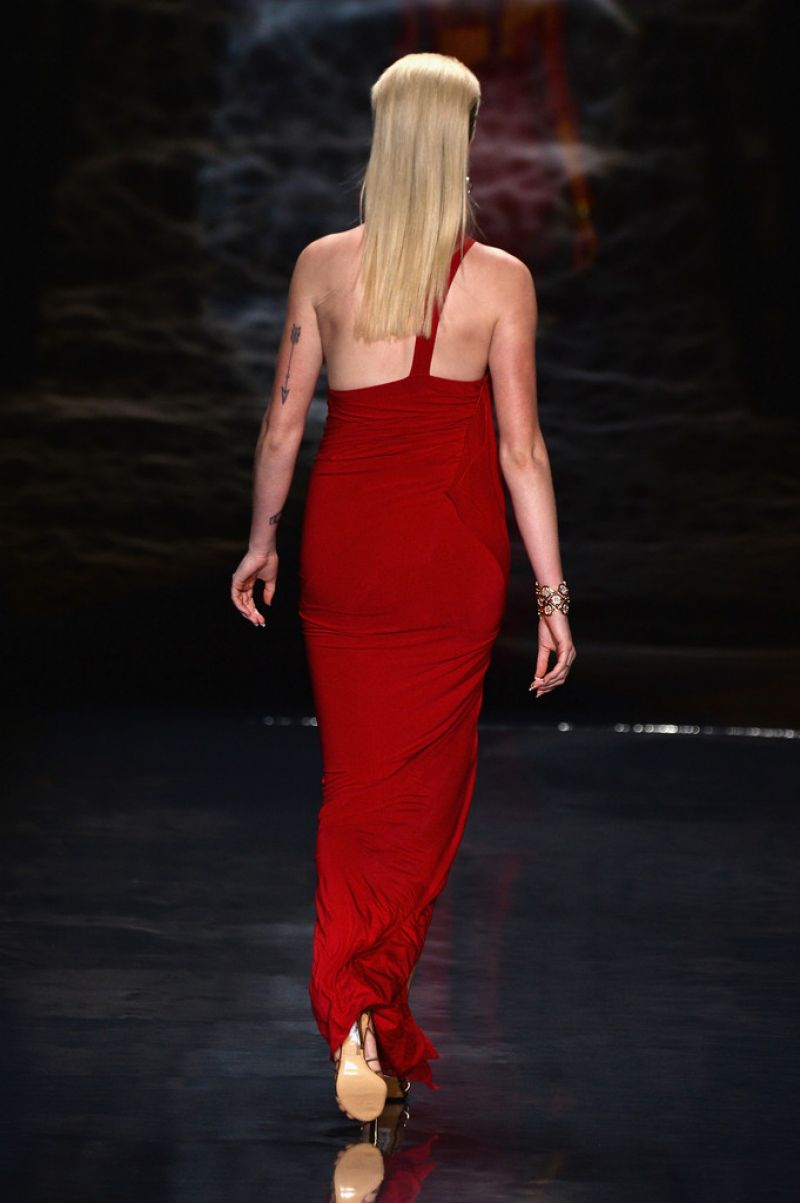 Ireland Baldwin - The Heart Truth Red Dress Collection Fashion Show 2014