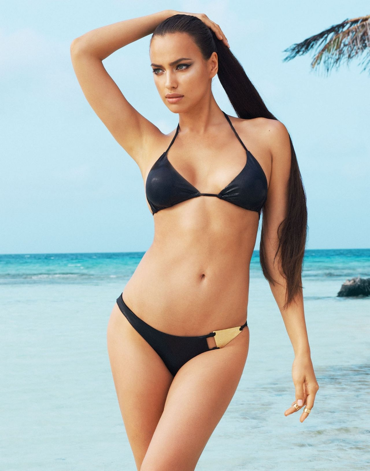 Irina Shayk Bikini Photoshoot Beach Bunny Part Ii