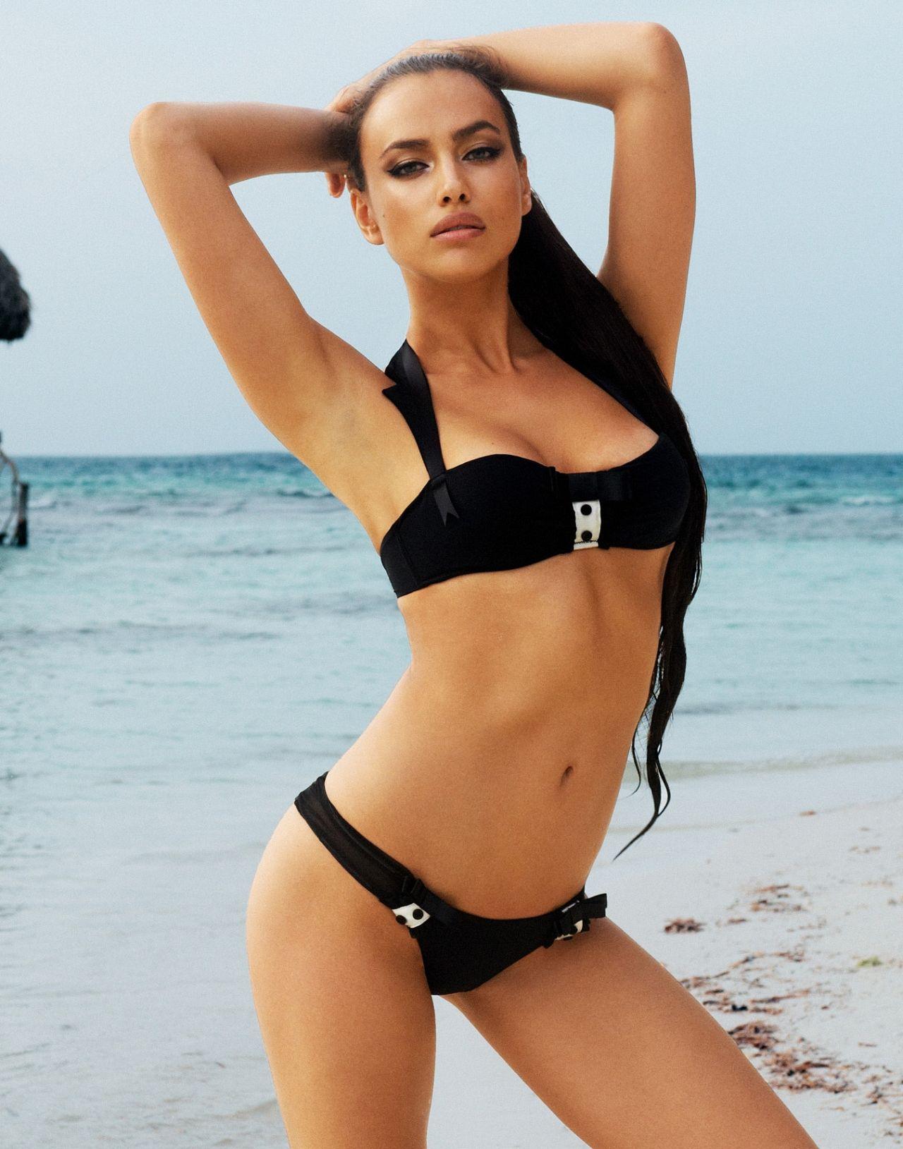Rinaldos Freundin Bikini Bild