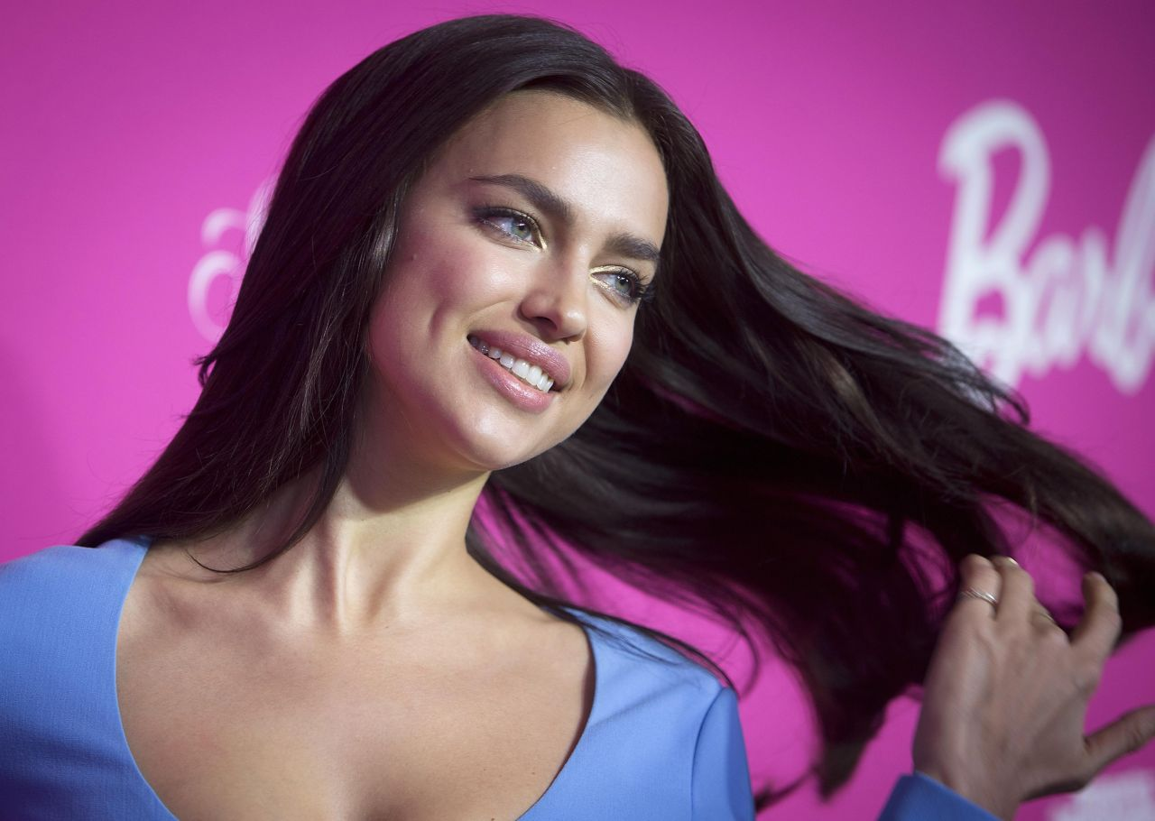 Irina Shayk - Sports Illustrated Swimsuit 50th Anniversary Party – February 2014