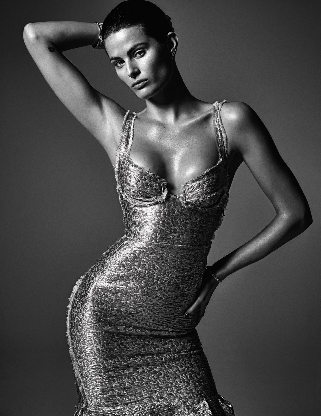 Isabeli Fontana - W Magazine - March 2014 - (by Mario Sorrenti)
