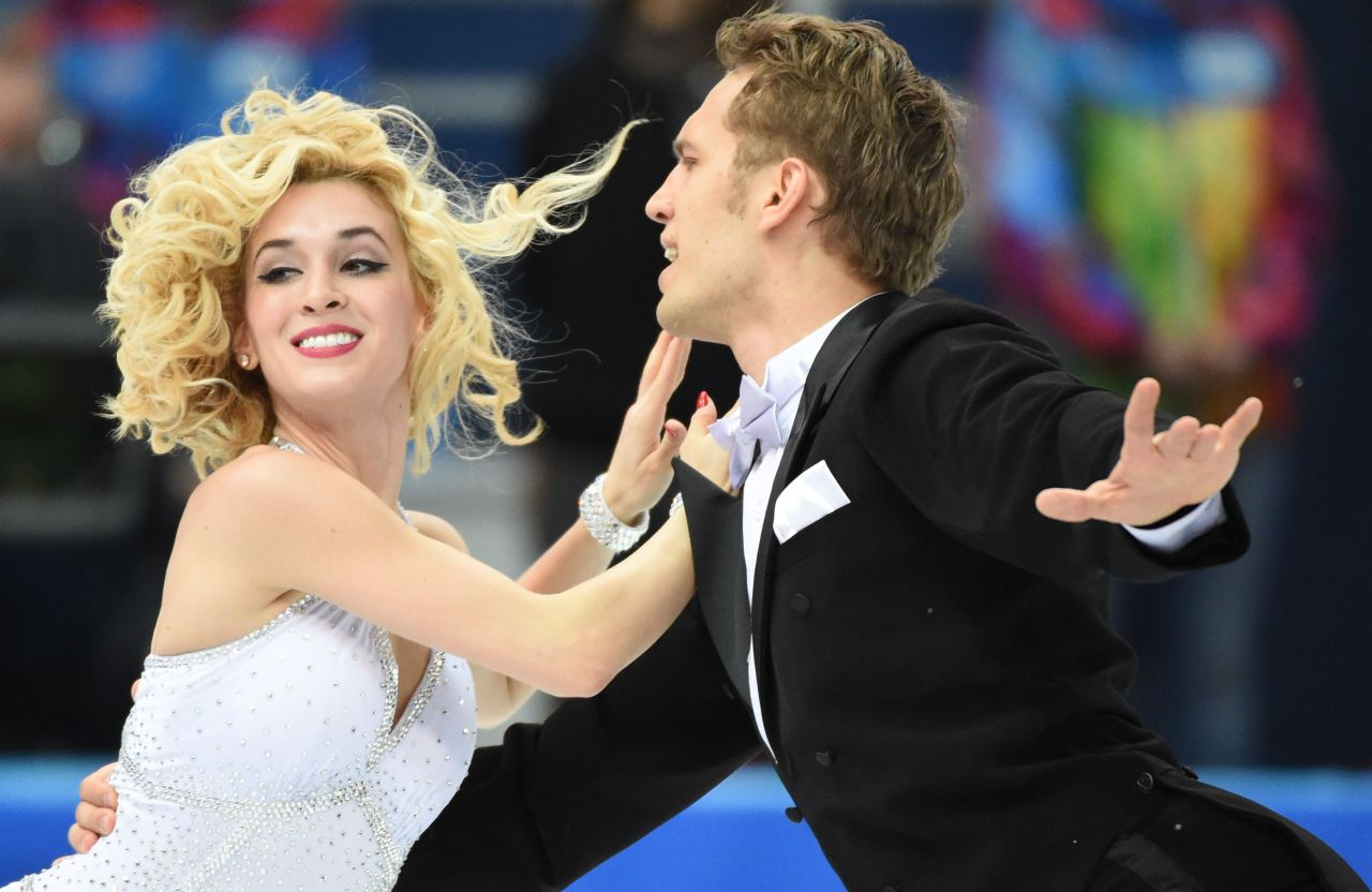 Isabella Tobias - 2014 Sochi Winter Olympics