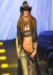 Izabel Goulart - Philip Plein Show at Milan Fashion Week - February 2014