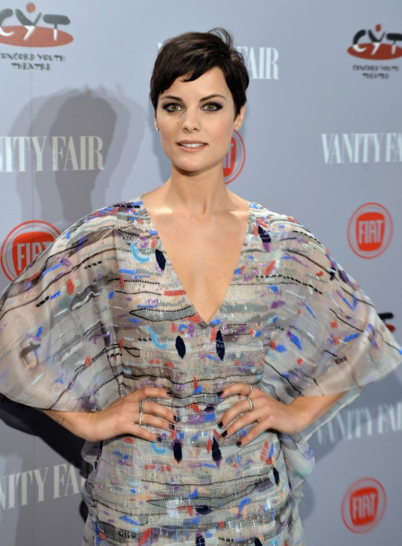 Jaimie Alexander - Vanity Fair & FIAT Young Hollywood Event in LA, February 2014