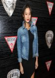 Jamie Chung - GUESS Celebrates New York Fashion Week, February 2014