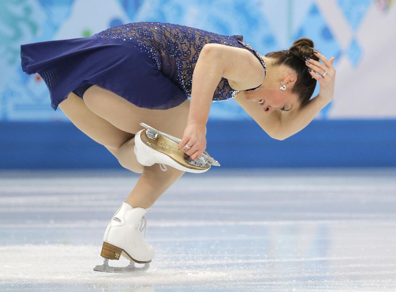Unforgettable U S Olympic Female Figure Skaters: Women's Figure Skating