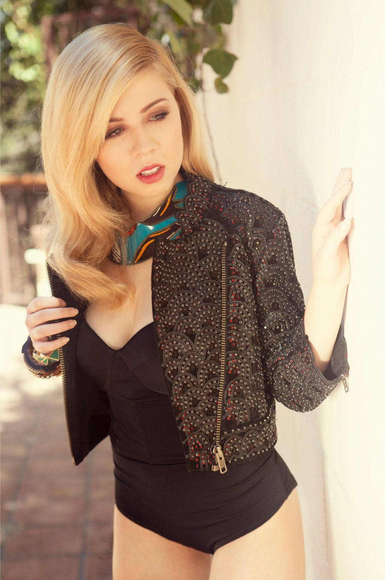 Jennette Mccurdy – BELLO Magazine – February 2014 Issue