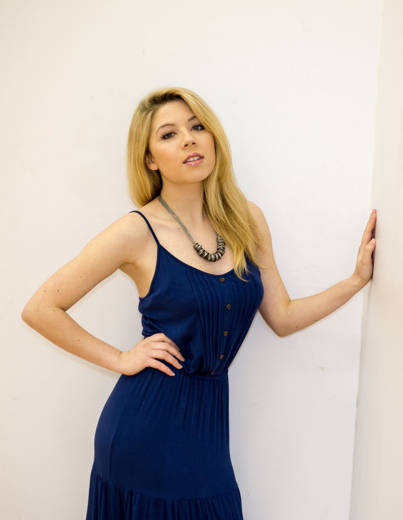 Jennette Mccurdy - NAKED MAGAZINE - February 2014 Issue
