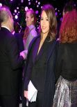 Jessica Alba - Christian Dior Fashion Show in Paris