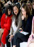 Jessica Alba - Christian Dior Fashion Show in Paris