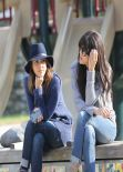 Jessica Alba - Rite-Aid & Coldwater Canyon Park in Beverly Hills - February 2014