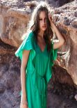 Jessica Clarke - Melissa Odabash 2014 Collection (46 Photos)