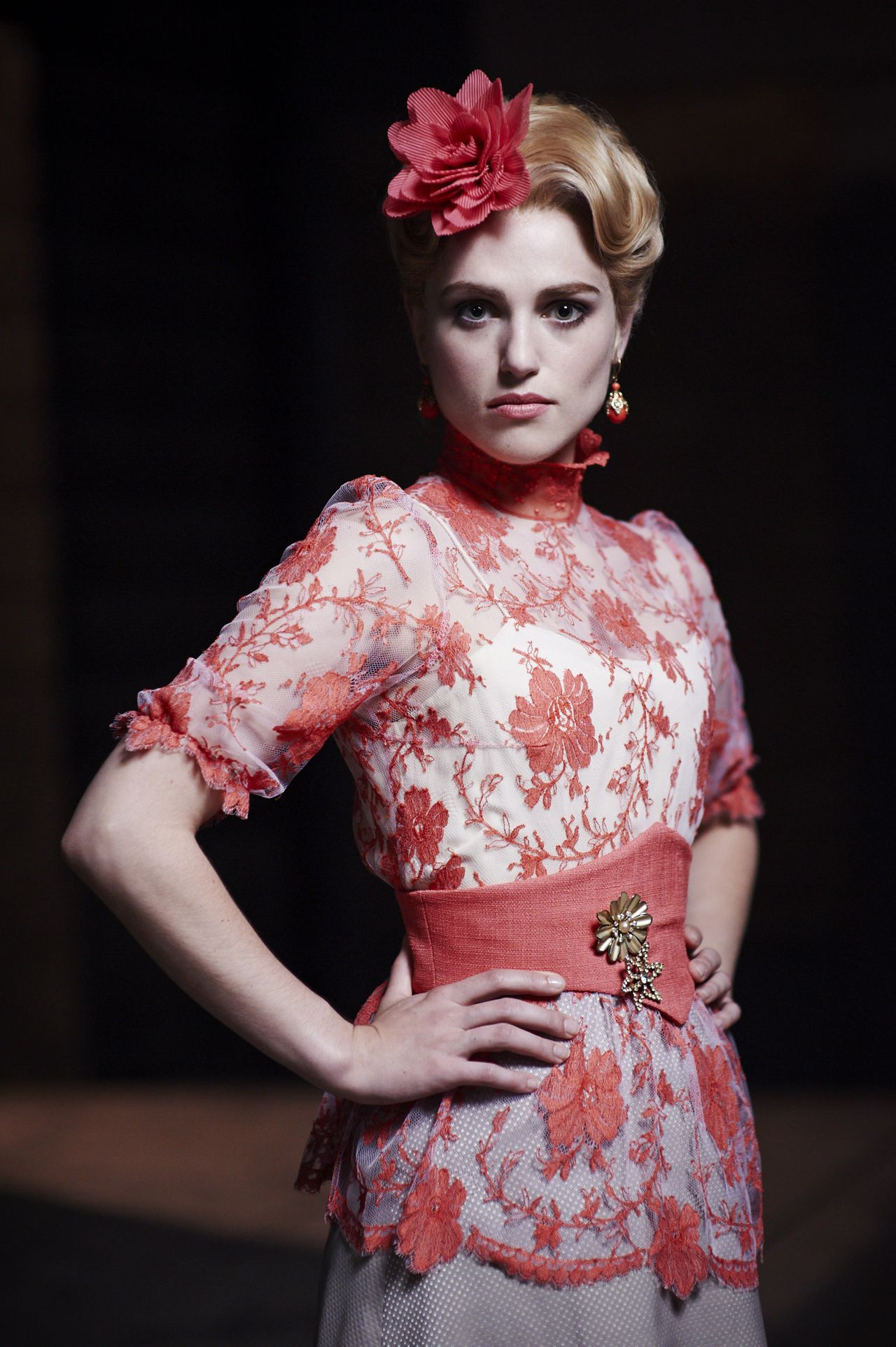 Jessica De Gouw Katie Mcgrath Victoria Smurfit Dracula