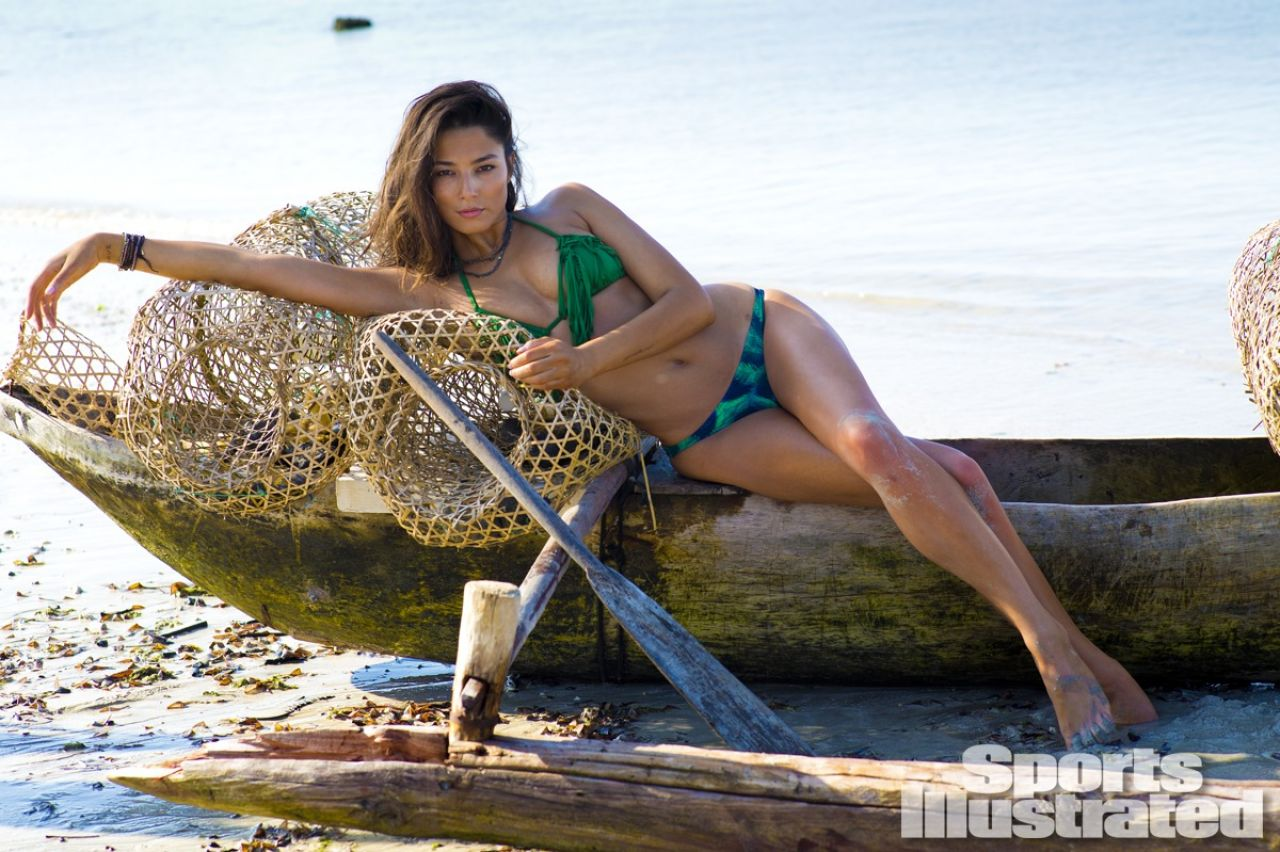 jessica gomes sports illustrated 2014 swimsuit issue