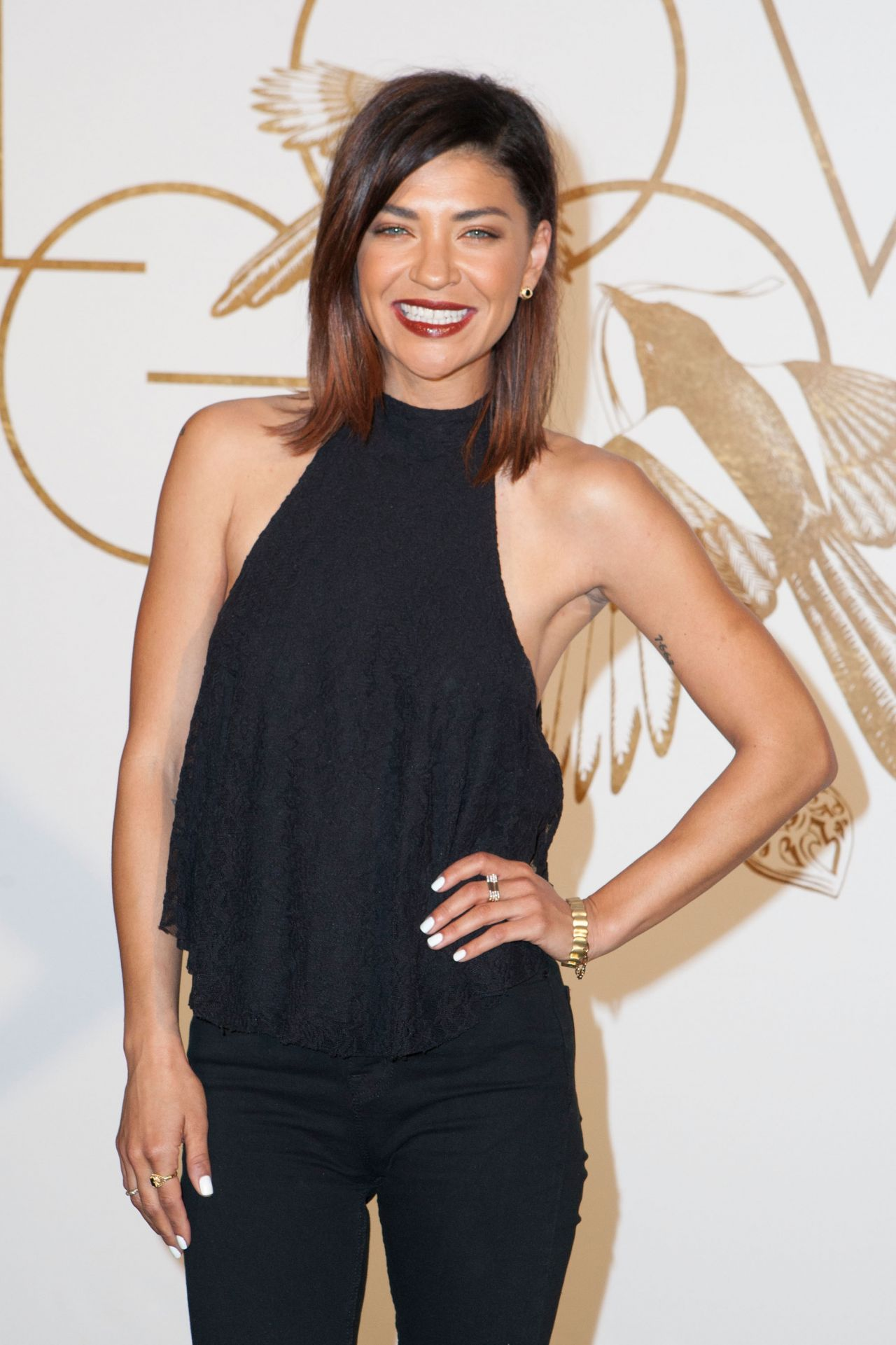 Jessica Szohr - LoveGold Cocktail Party 2014