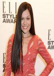 Jessie J Wearing Tom Ford Mini Dress - 2014 ELLE Style Awards in London