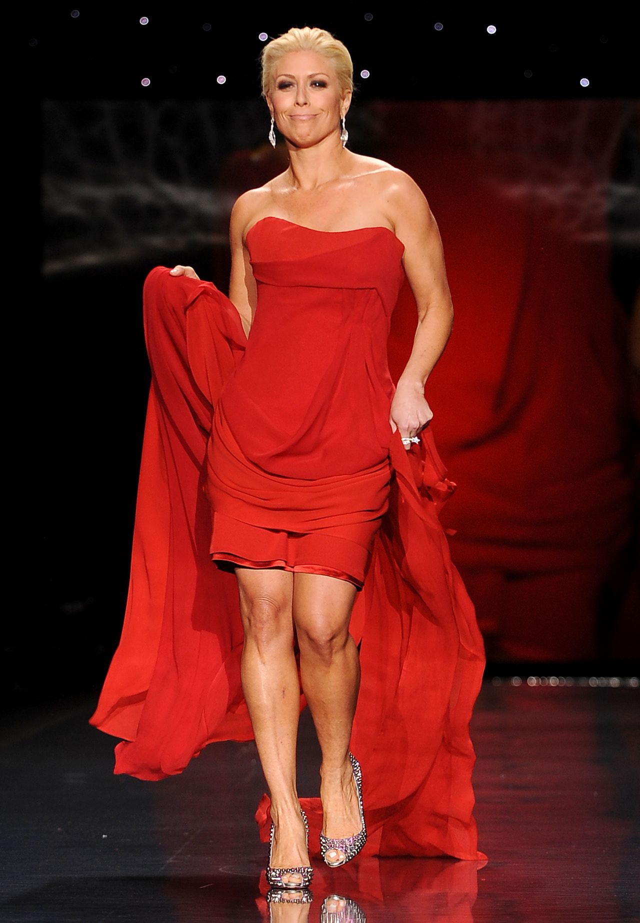 Jill Martin - Heart Truth Red Dress Collection - February 2014