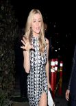 Joanna Krupa - Chateau Marmont in West Hollywood - February 2014