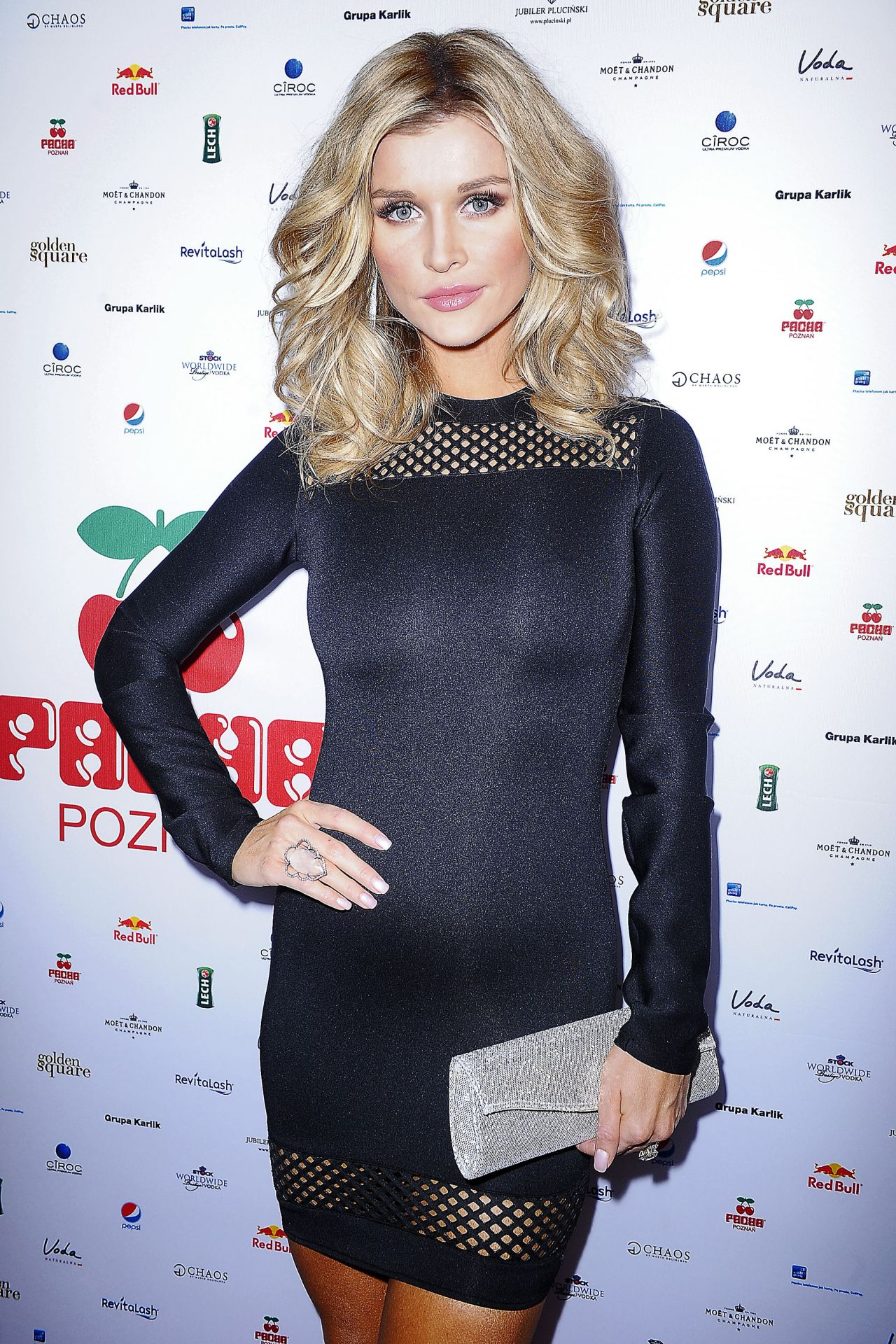 Joanna Krupa - Club PACHA Opening in Poznan, January 2014