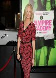 Joely Richardson - VAMPIRE ACADEMY Premiere in Los Angeles