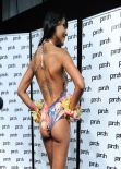 Juliana Moreira - PARAH Fashion Show Spring Summer 2014