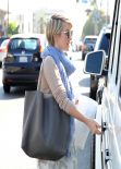 Julianne Hough Out in Los Angeles, February 2014
