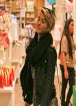 Julianne Hough Sports New Shorter Hair - February 2014