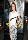 Julianne Moore Wearing Prabal Gurung Dress – 'Non-Stop' Premiere in Los Angeles