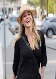 Julie Benz Shopping in Hollywood - February 2014