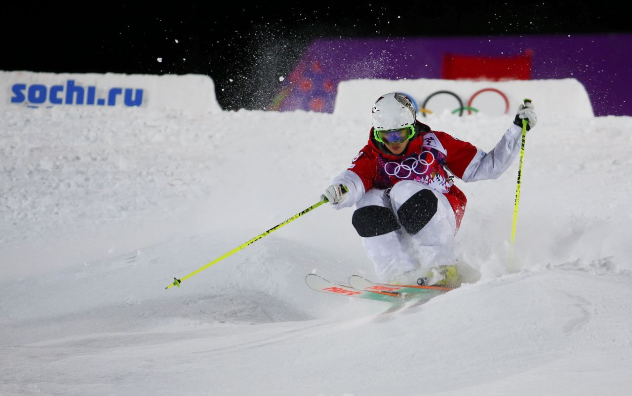 ... Dufour-Lapointe - 2014 Sochi Winter Olympics - Freestyle Skiing Ladies