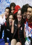 Kaetlyn Osmond - Sochi Winter Olympics - February 8, 2014