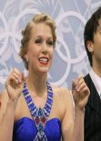 Kaitlyn Weaver - 2014 Sochi Winter Olympics, February 16, 2014