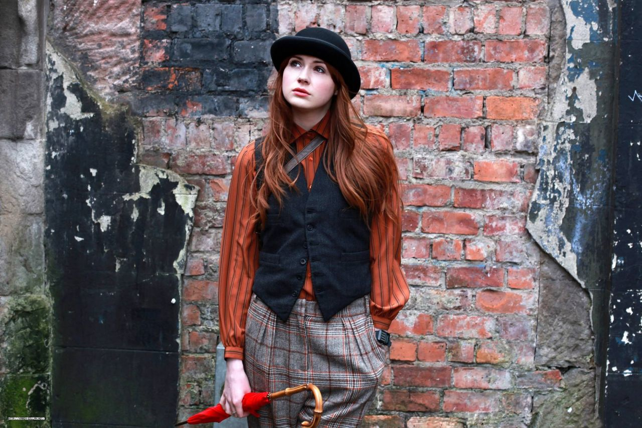 Karen Gillan - Not Another