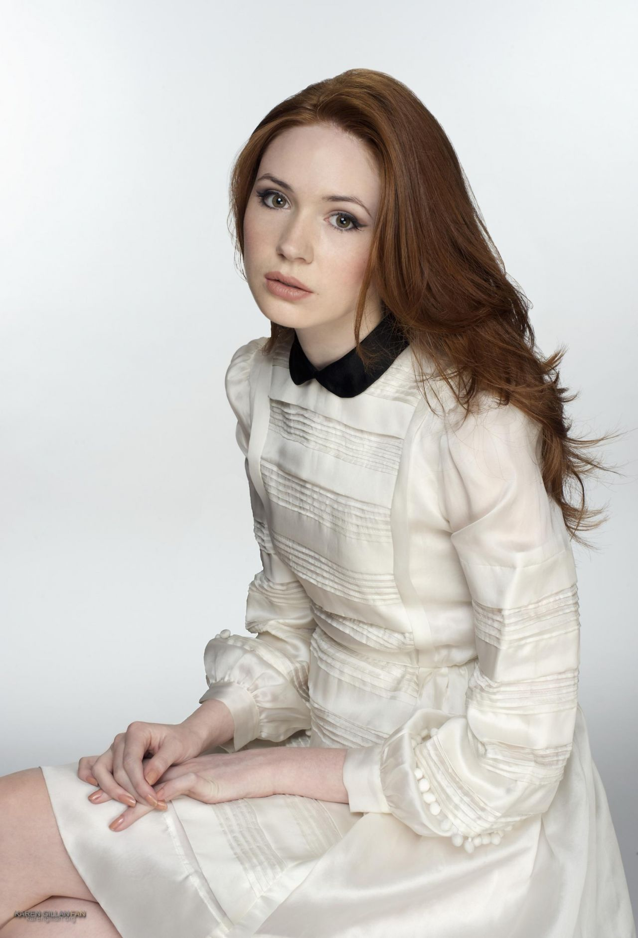 Karen Gillan Photoshoot By Colin Bell