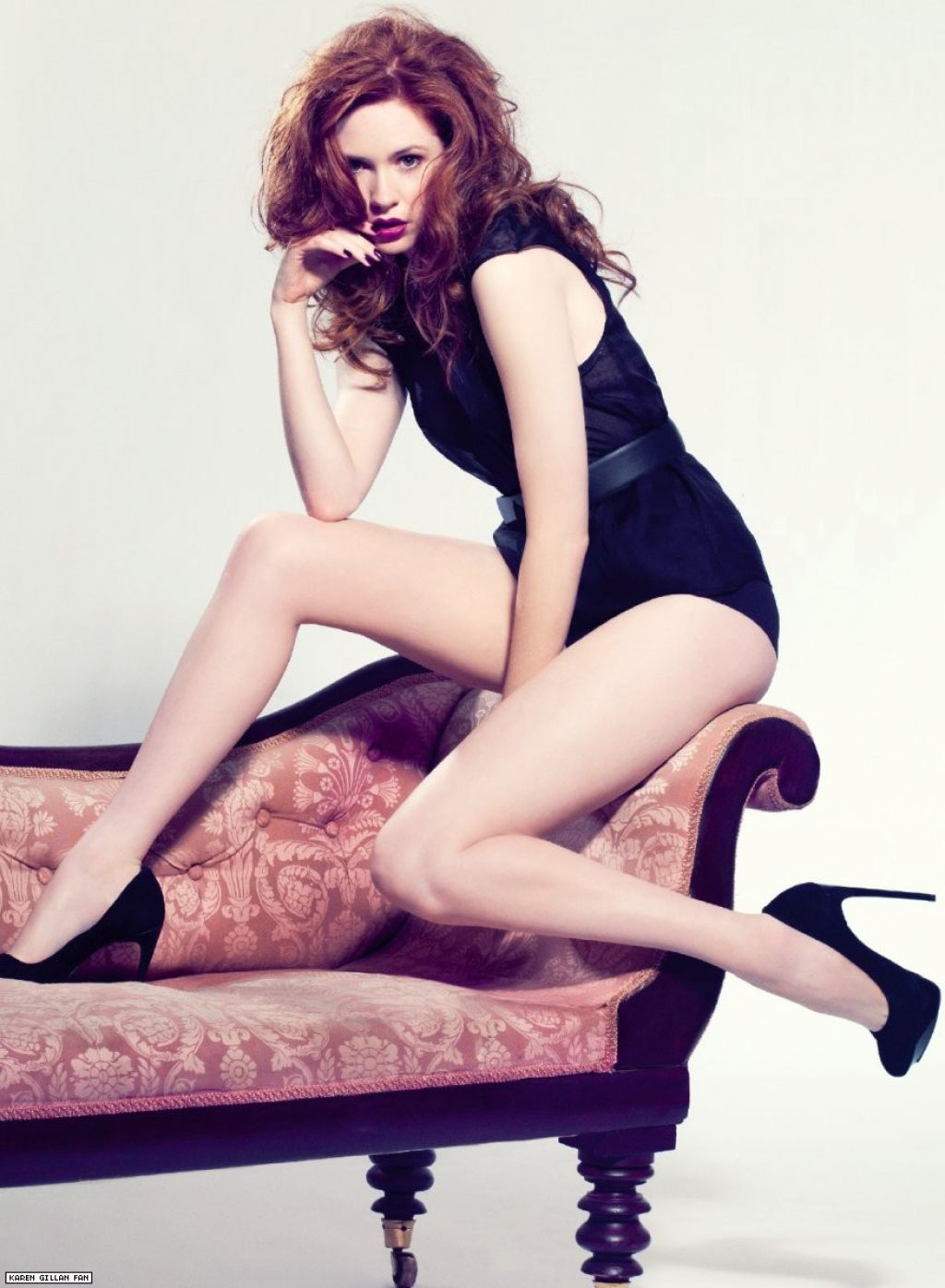 Karen Gillan - Shortlist Magazine Photoshoot (by Lee Jenkins)