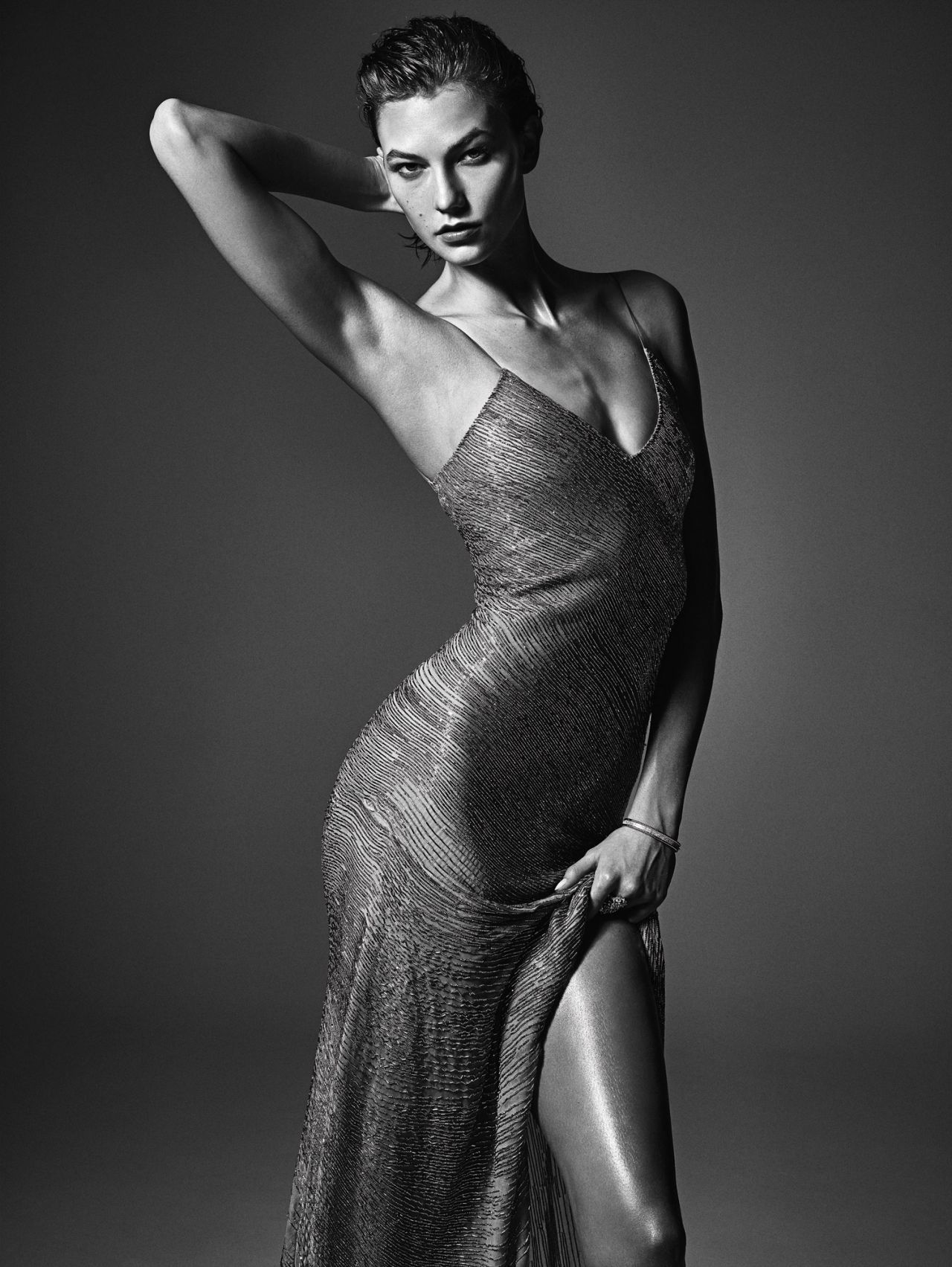 Karlie Kloss - W Magazine - March 2014 - (by Mario Sorrenti)